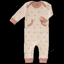 Fresk - Schlafanzug - Dandelion Pink - 6-12M